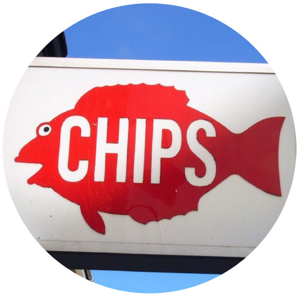 Fish and chips - source: Wikipedia