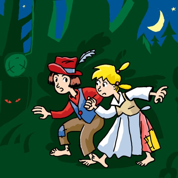 Die Kinder im Wald