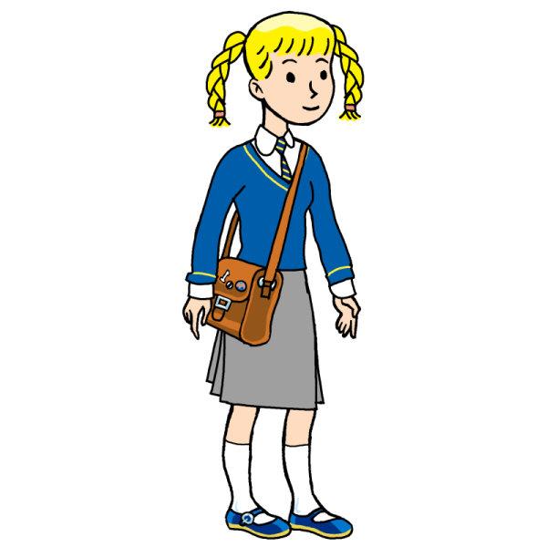 Mollys Schulwoche