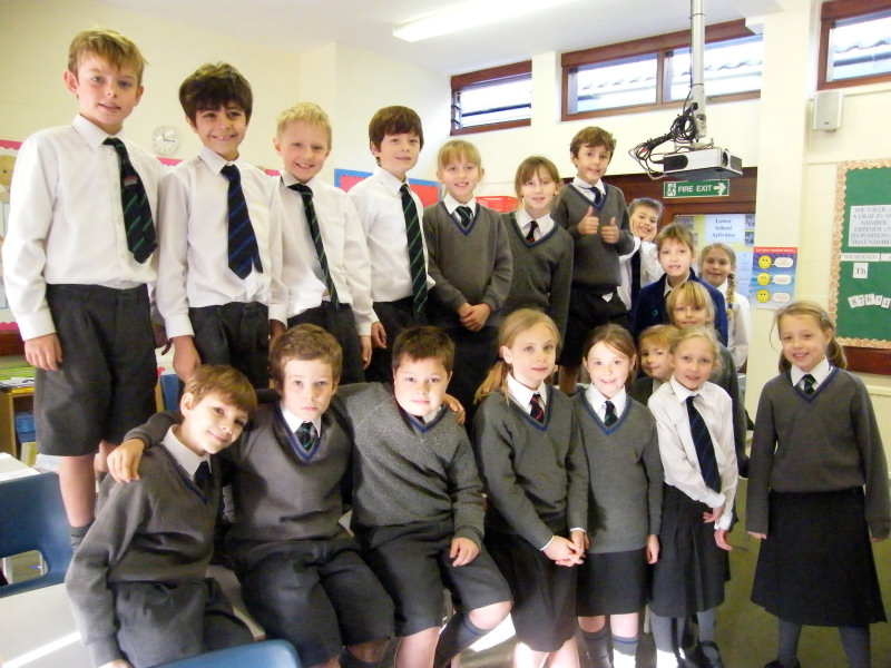 Singers at Norwich School
