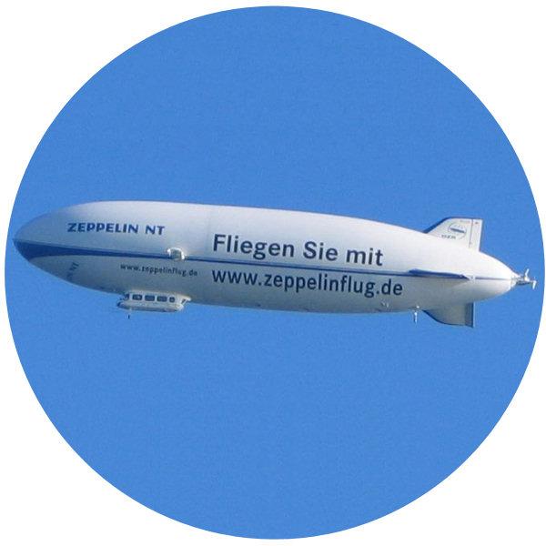 A modern Zeppelin