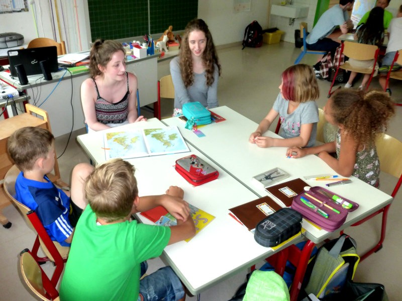 Volunteer work in Germany