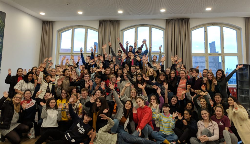 Youth Conference 'Young Voices'