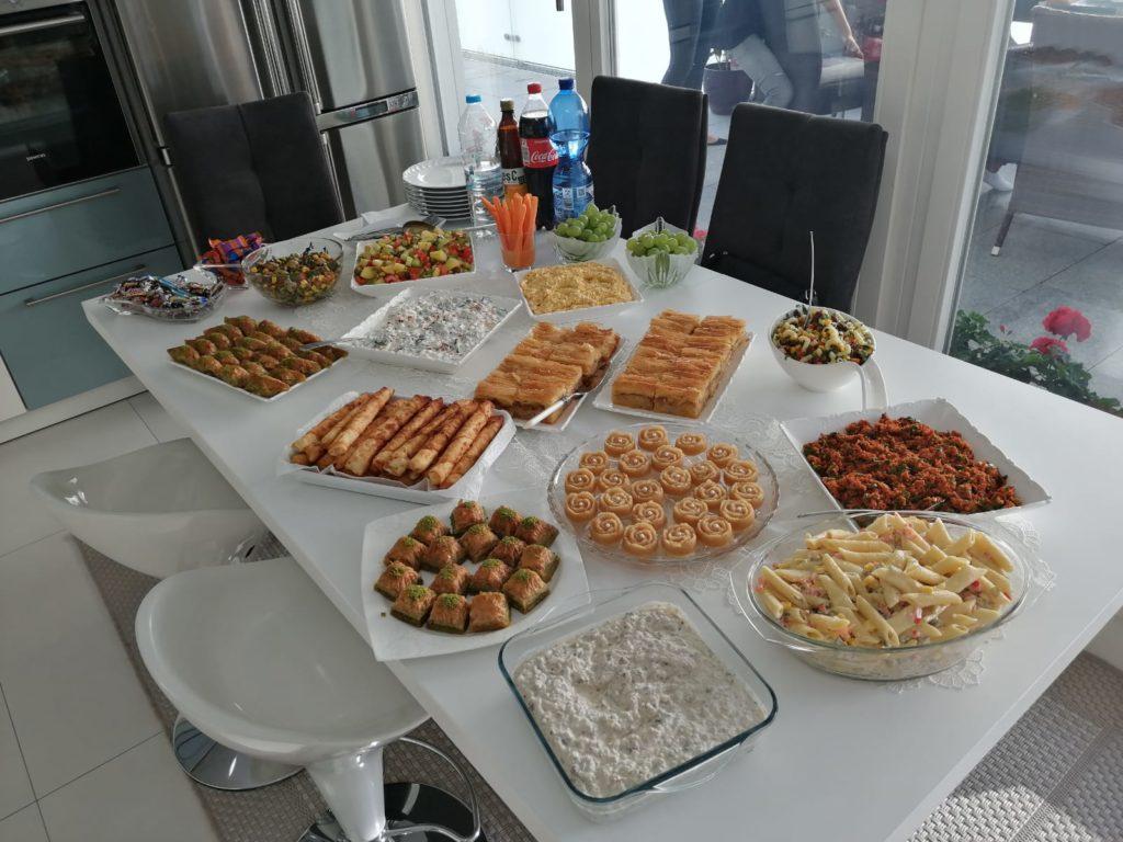 'Opferfest' (Eid al-Adha)