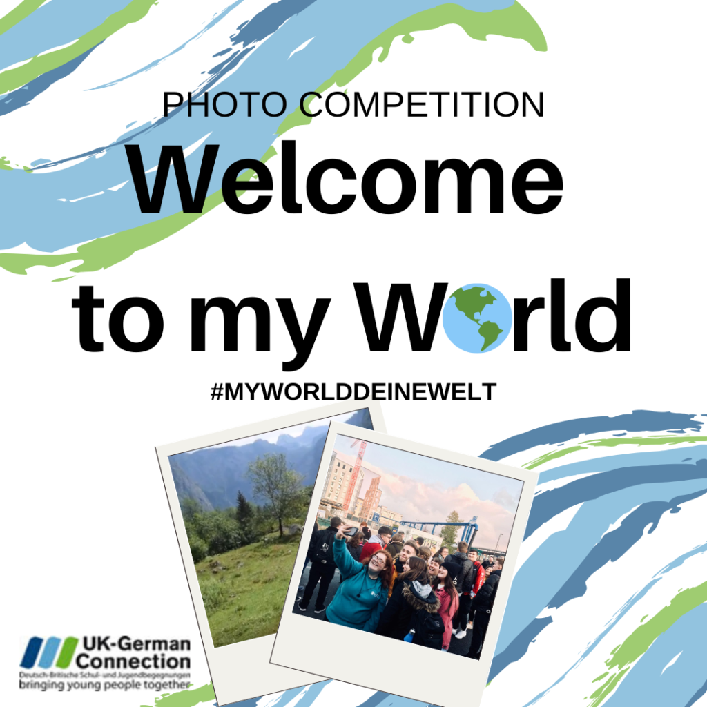 Photo Competition 'Welcome to my world': Further entries