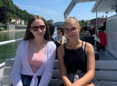 German Pupil Courses: Lauren's story