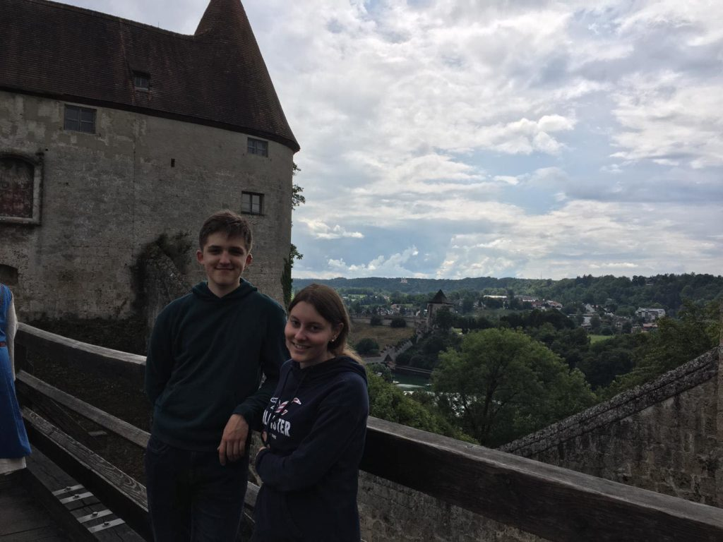 German Pupil Courses: Ruben's story