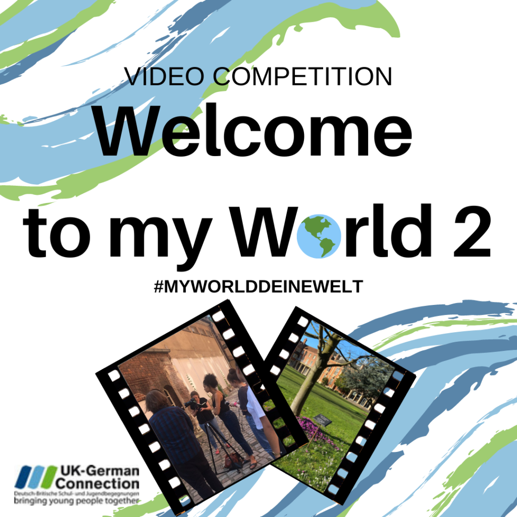 Video Competition 'Welcome to my World': Winning entries
